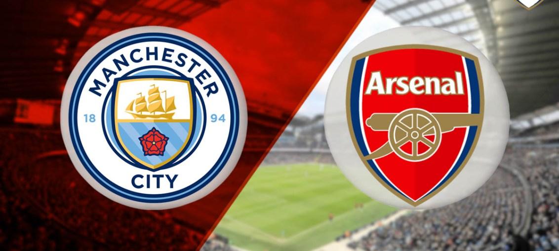 Image result for Manchester City Vs Arsenal