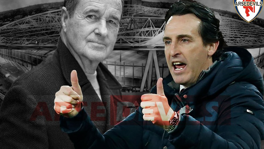 George Graham, Emery's resemblance to George Graham