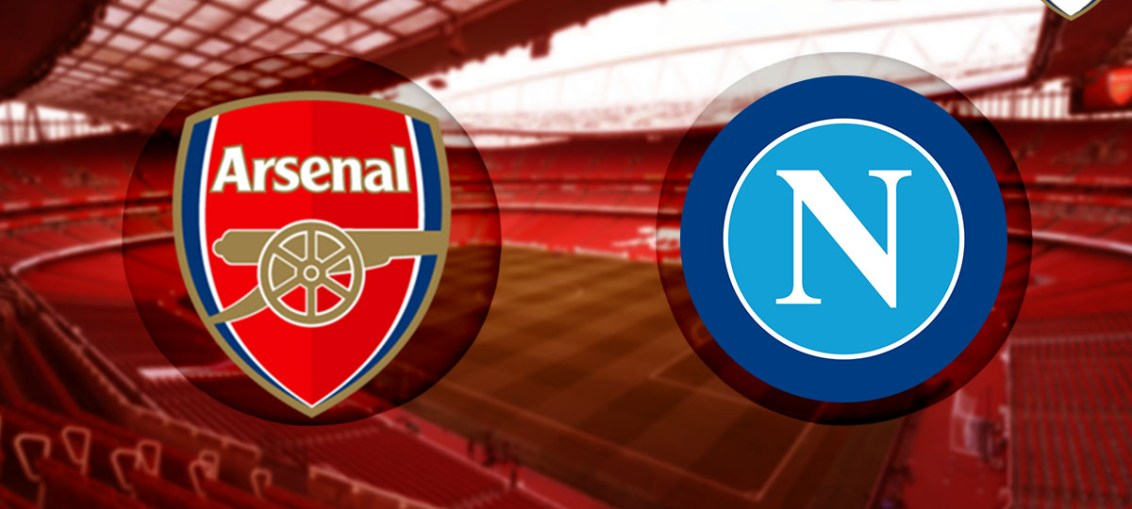 Arsenal Vs Napoli, Napoli