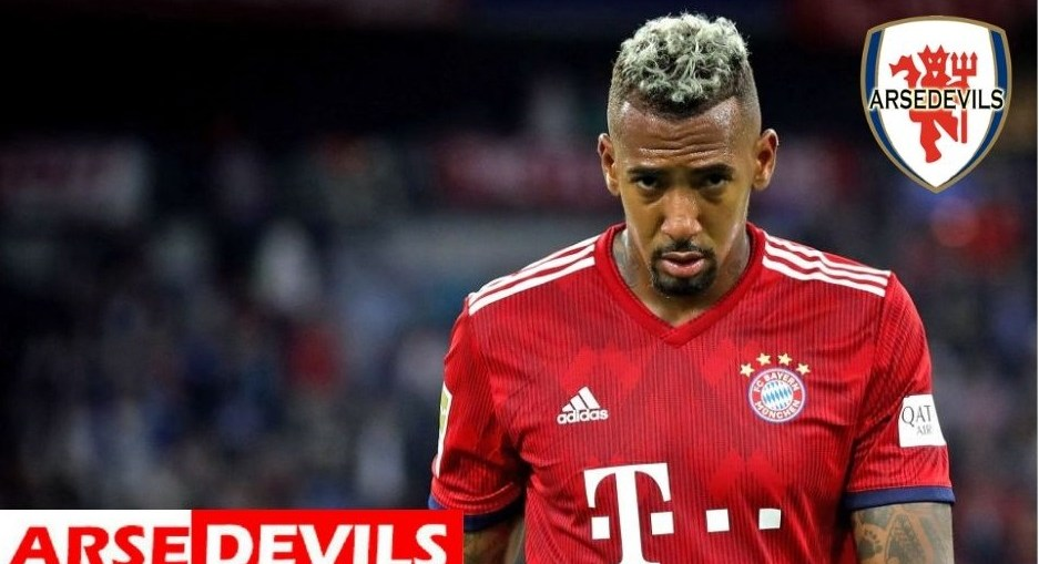 Boateng, Transfer news, Arsedevils