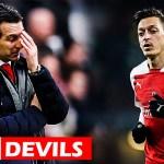 Ozil, Mesut Ozil, Ozil staying at Arsenal, Mario Gotze, Mesut