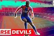 Aaron Wan Bissaka, Aaron Bissaka linked to United, Bissaka