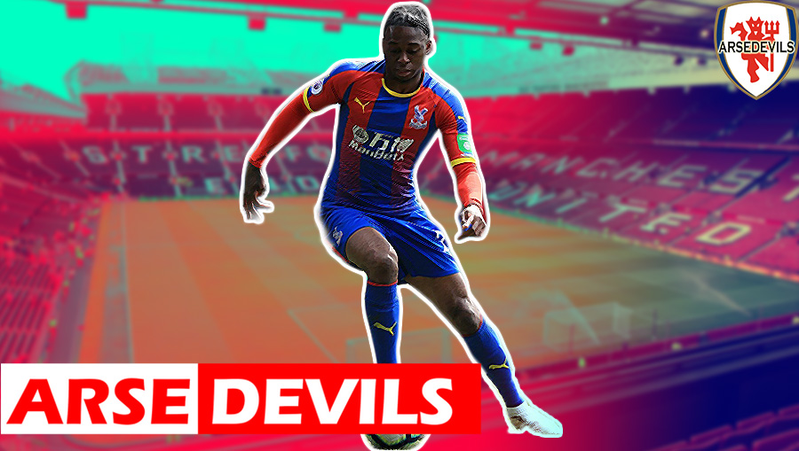 Aaron Wan-Bissaka, Aaron Bissaka linked to United, Bissaka