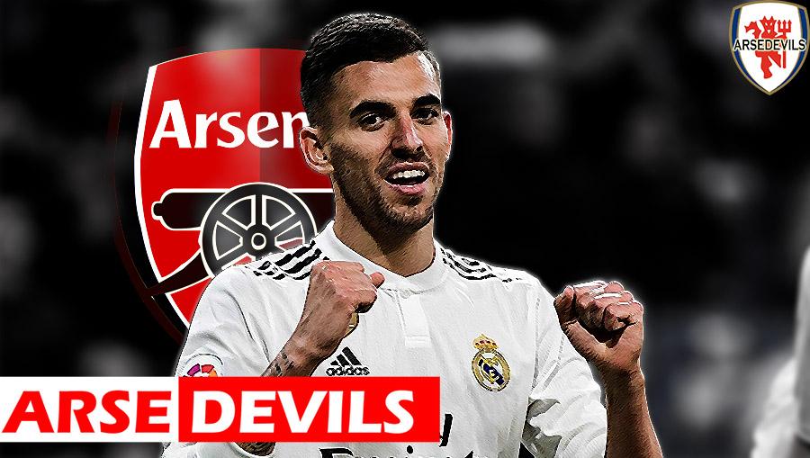 Dani Ceballos, ceballos, Ceballos to Arsenal