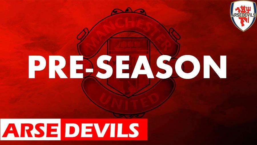 Manchester United, pre-season