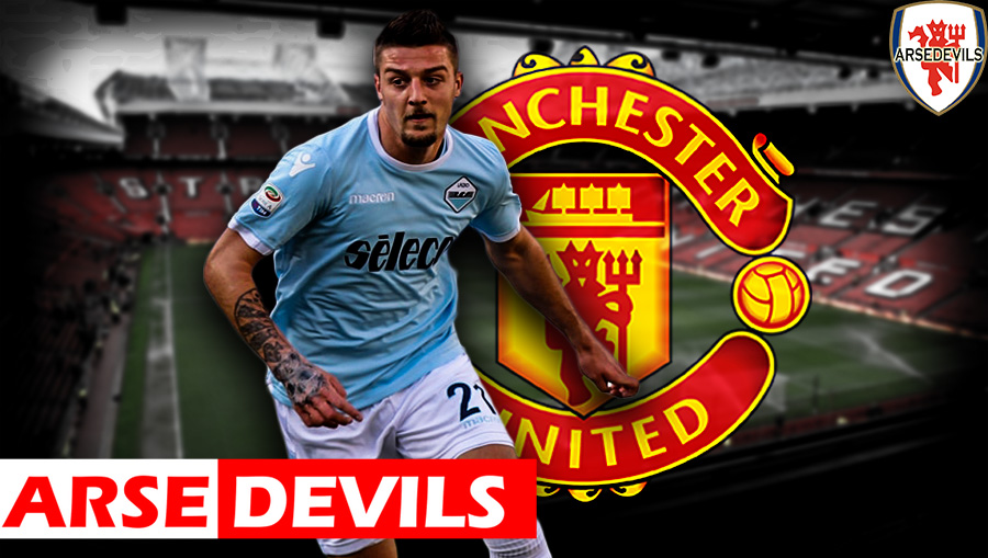 Sergej Milinkovic Savic, Milinkovic Savic, Savic to Manchester United