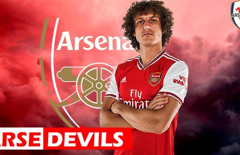 David Luiz, David, Luiz, David Luiz to Arsenal, Newcastle