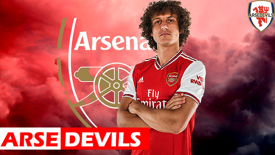 David Luiz, David, Luiz, David Luiz to Arsenal, Newcastle