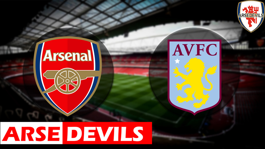 Arsenal Vs Aston Villa, Aston Villa