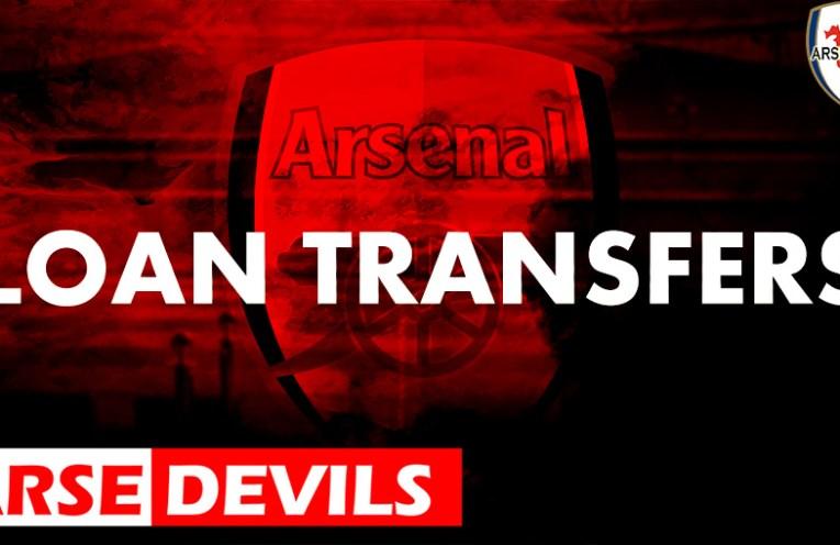 loan deal, Arsenal loan deals