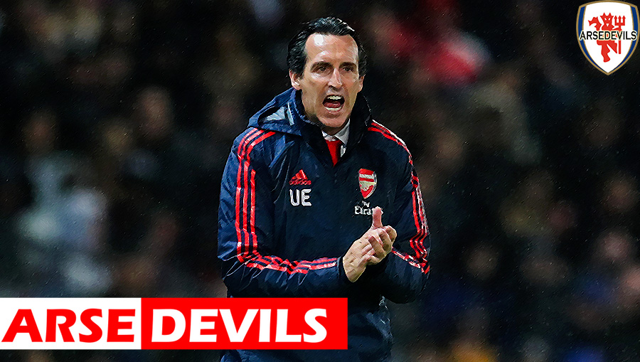 Unai Emery, Arsenal