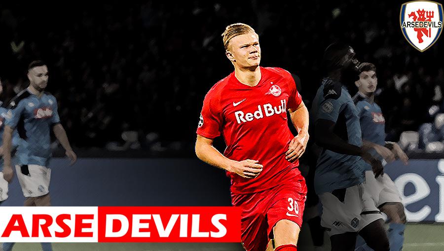 Erling Haaland, Haaland Arsenal, Haaland Man United