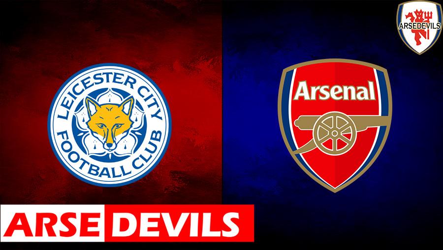 Leicester City Vs Arsenal, Vardy, Leicester Vs Arsenal