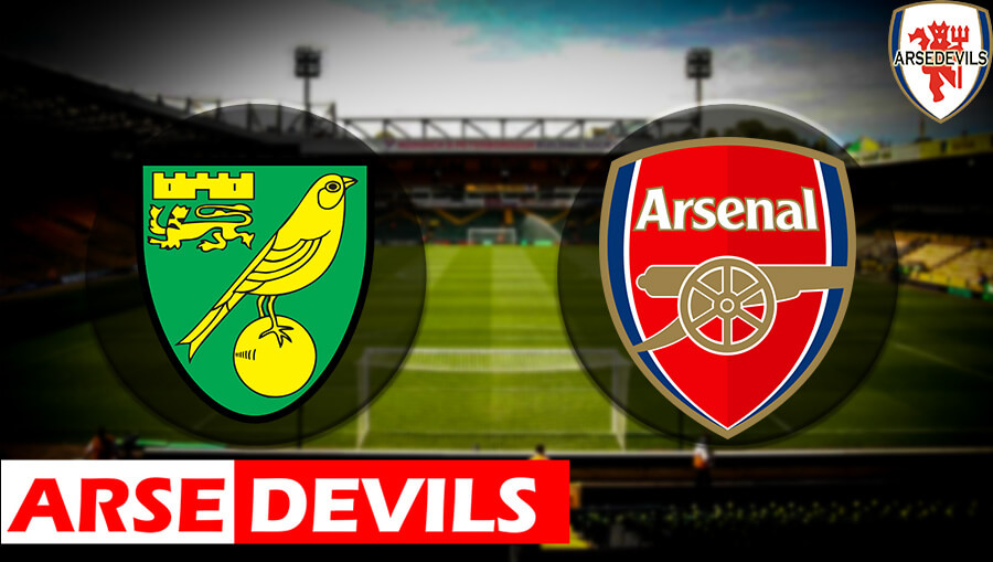Norwich City Vs Arsenal, Norwich City