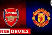 Arsenal Vs United, Arsenal Vs Manchester United