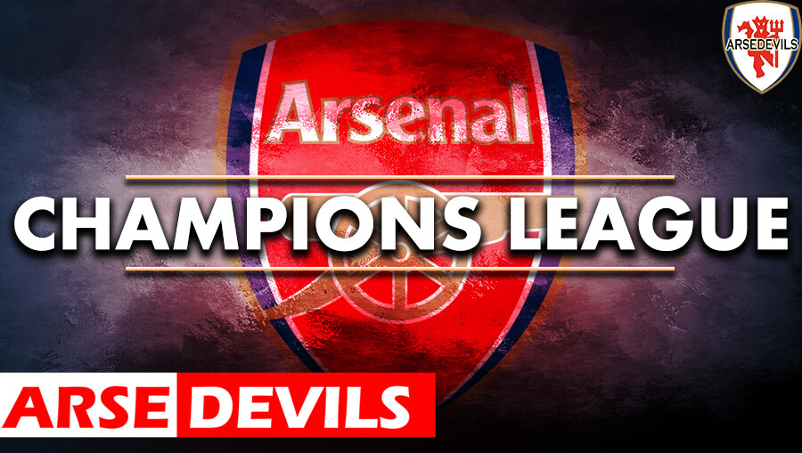 Champions League, Manchester City, Arsenal