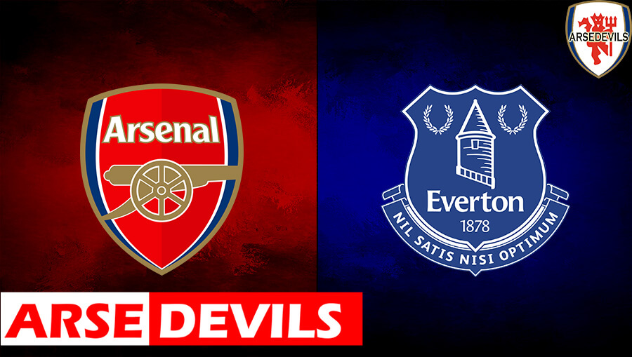 Arsenal Vs Everton, Everton