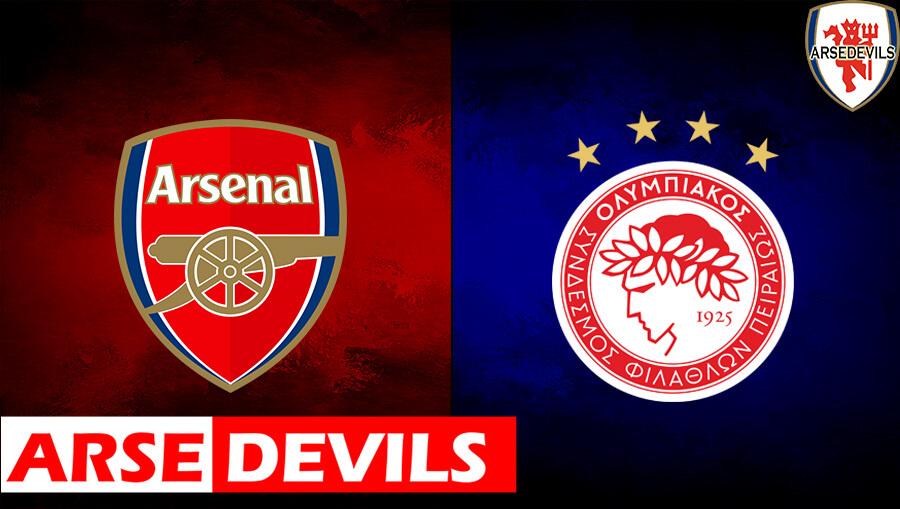 Arsenal Vs Olympiacos, Olympiacos, Olympiacos FC