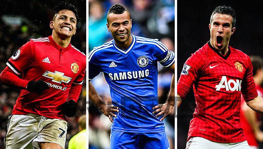 Sanchez, Cole, Persie, Arsenal fans