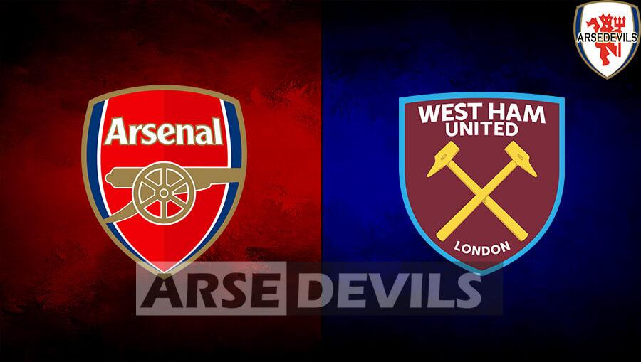 Arsenal Vs West Ham, West Ham
