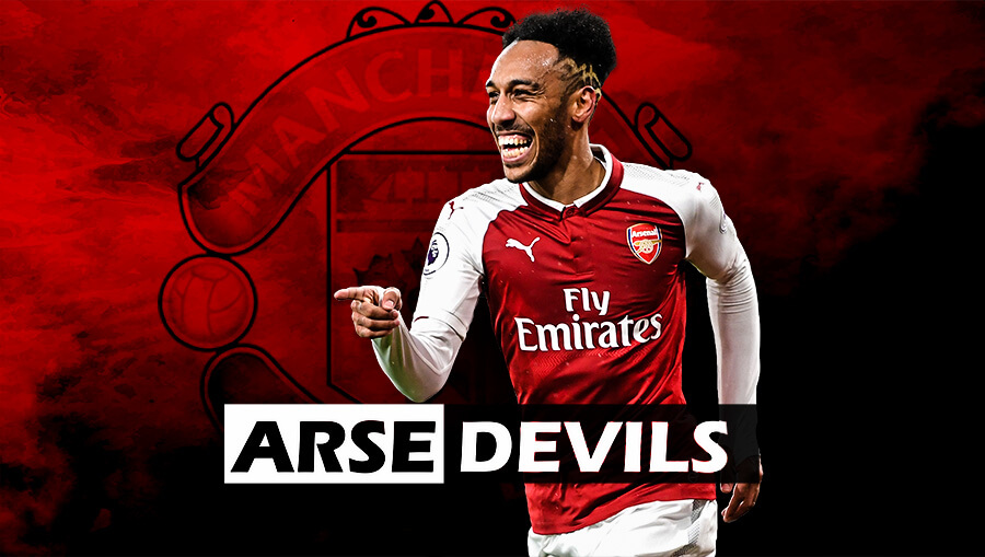 Pierre Emerick Aubameyang, Aubameyang, Aubameyang to United