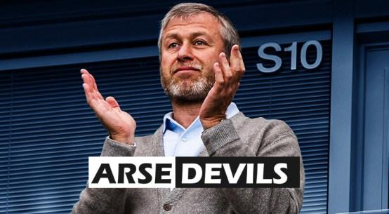 Roman Abramovich, Abramovich linked to Arsenal, Chelsea