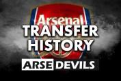 Arsenal transfer history, transfer history, Arsenal worst transfer dealings