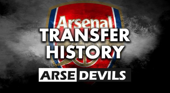 Arsenal transfer history, transfer history, Arsenal worst transfer dealings