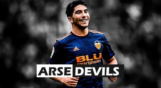 Carlos Soler, Soler linked to Arsenal