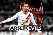 Chris Smalling, Smalling linked to Arsenal