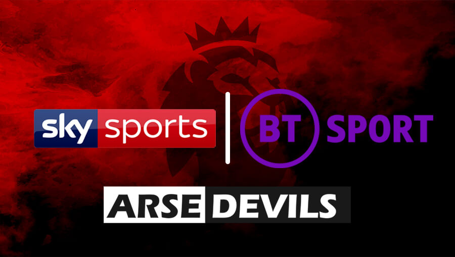 Sky Sports, BT Sport, English Premier League, fans