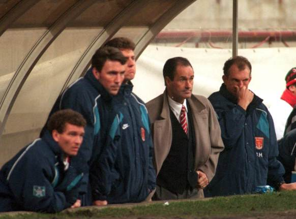 George Graham Arsenal Arsedevils AC Milan