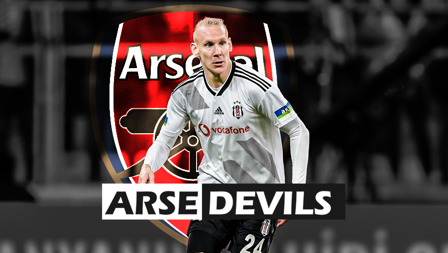 Domagoj Vida, Vida linked to Arsenal