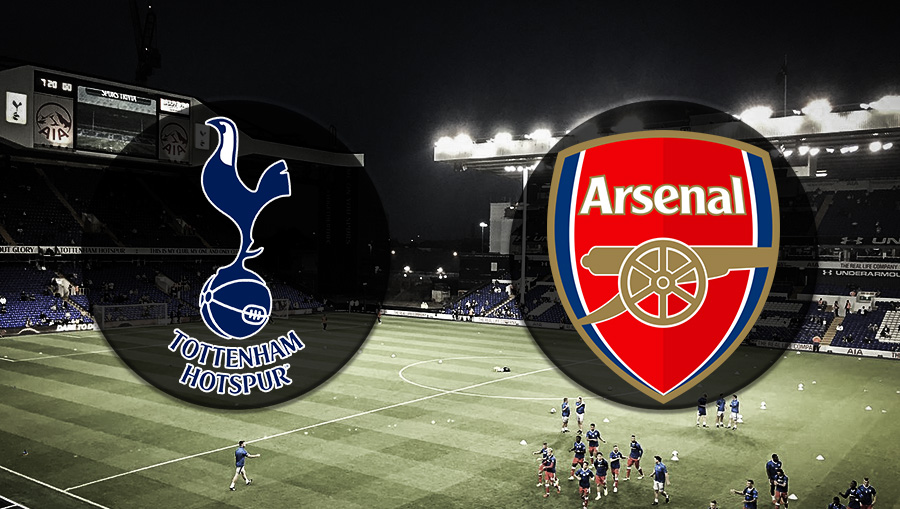 Tottenham vs Arsenal, Tottenham, Arsenal
