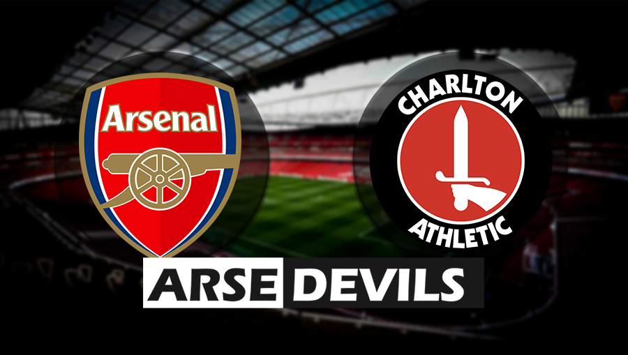 Arsenal vs Charlton Athletic, Charlton Athletic