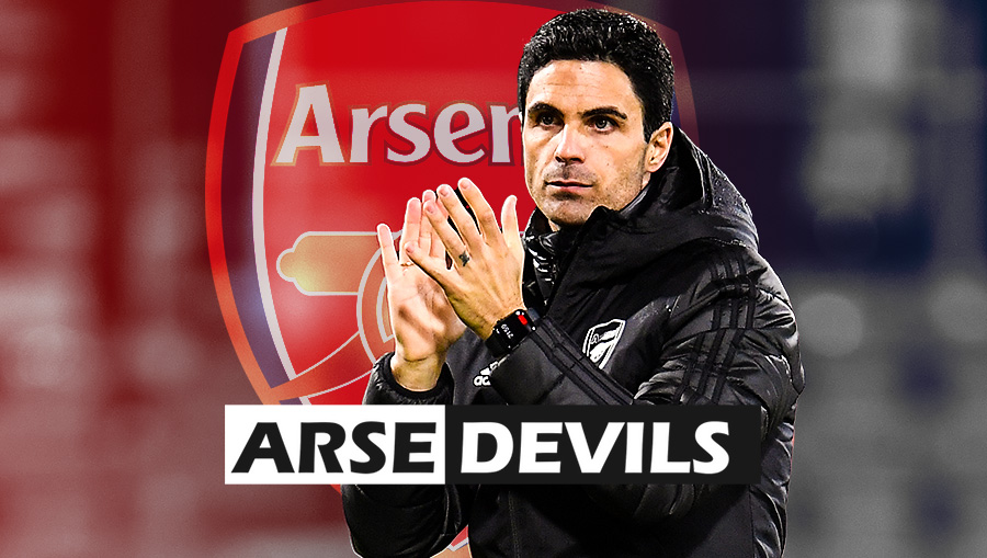 Mikel Arteta, Arsenal head coach