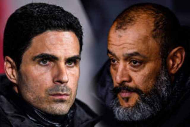 Arsenal vs Tottenham, North London Derby