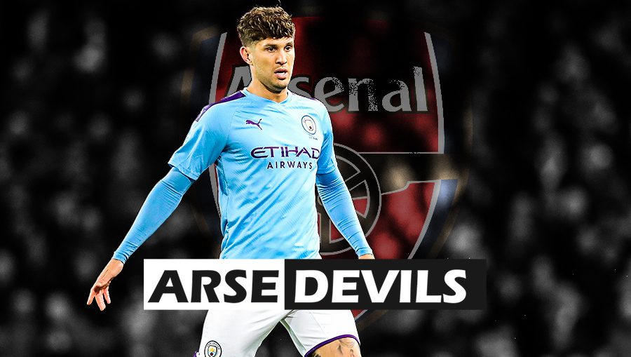 John Stones, Stones linked to Arsenal
