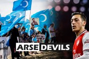 Ozil Uyghur Issue Arsenal ban arteta teammate rift censureship arsenal premier league duplicity