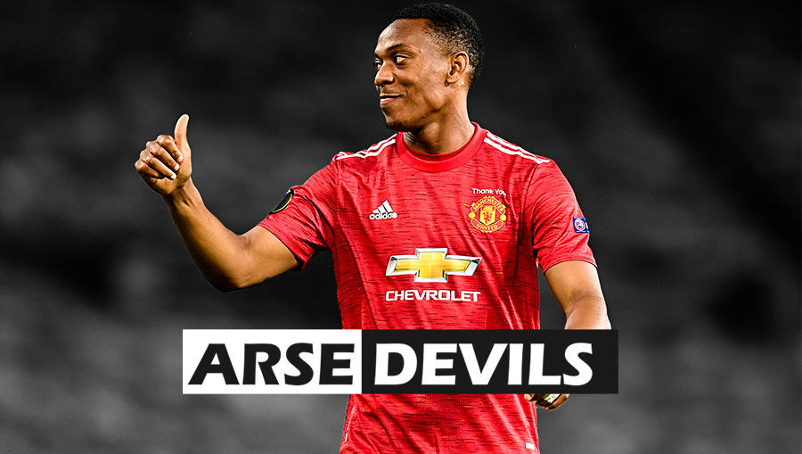 Anthony Martial, United