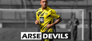 Jadon Sancho alternatives, Borussia Dortmund