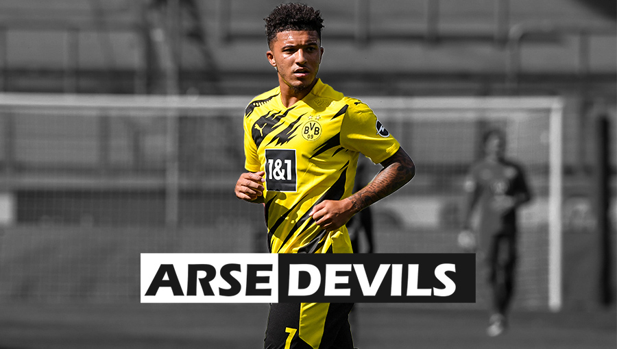 Jadon Sancho alternatives