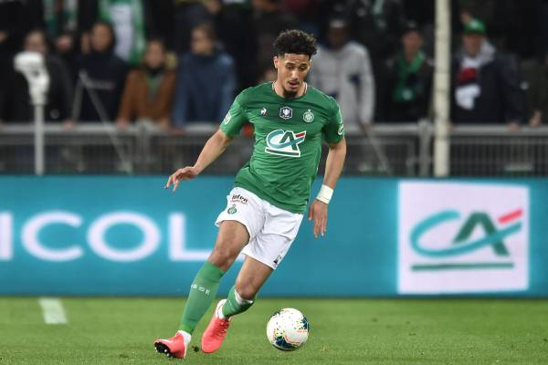 William Saliba Arsenal