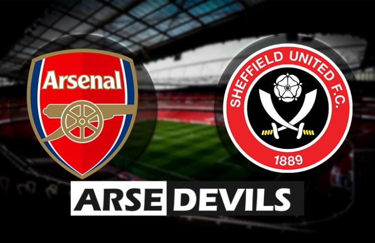 Arsenal vs Sheffield United