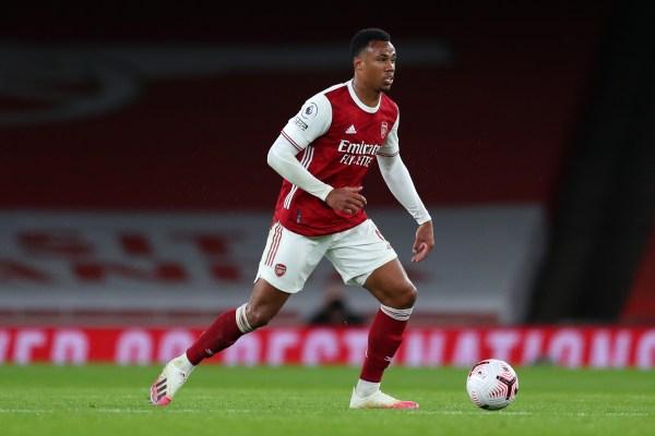 Arsenal v Leicester, Gabriel Magalhaes