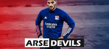 Houssem Aouar Arsenal