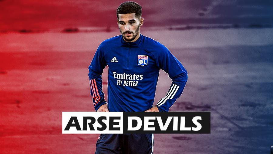 Houssem Aouar Arsenal