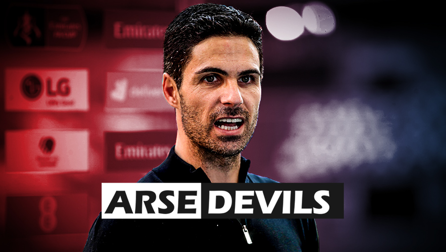 Mikel Arteta, Arsenal supporters