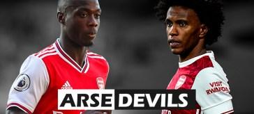 Pepe, Willian, Arsenal