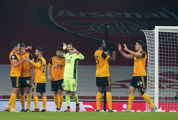 Arsenal v Wolves